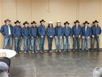 2016 CFR Sendoff. Ponoka's 2016 Canadian Finals Rodeo Contestants